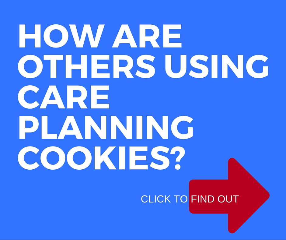 care planning cookies for talking about death