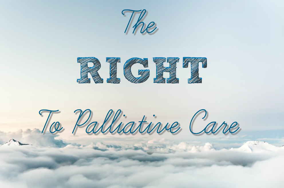 The Right to Palliative Care